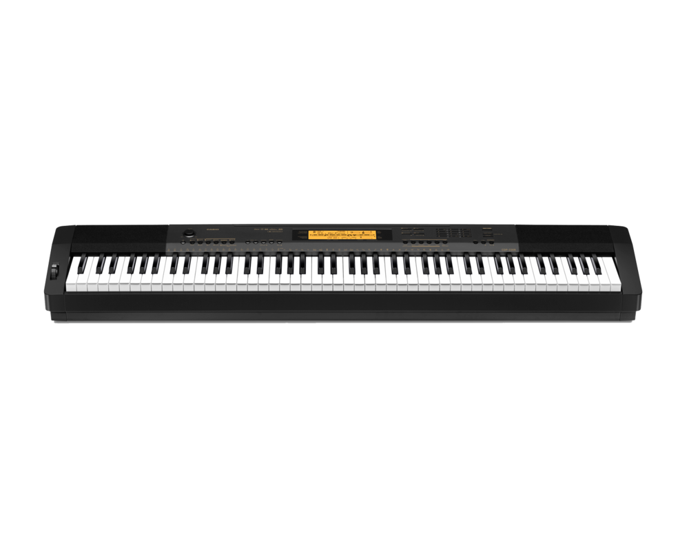 Casio+CDP-230RBK+Compact+Digital+Piano+front